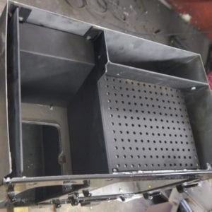 New firebox castings, oven, body etc