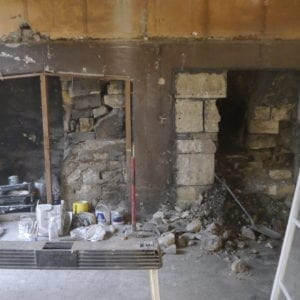 Condition of the kitchen prior to arrival image 2